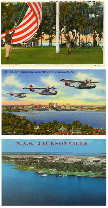 Naval Air Station Jacksonville, is a multi-mission base hosting more than 100 tenant commands.
