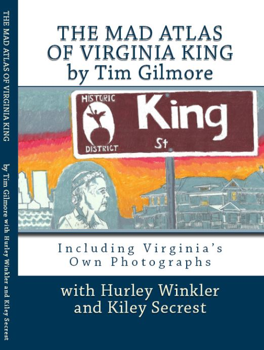 The Mad Atlas of Virginia King