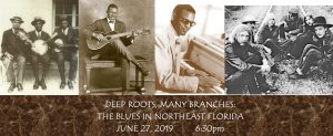 Deep Roots, Many Branches: The Blues in Northeast Florida @ Old St. Andrews Church