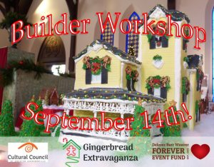 Gingerbread Builder Workshop @ Old St. Andrews Church