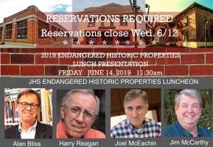 Endangered Historic Properties Luncheon @ Old St. Andrews Church