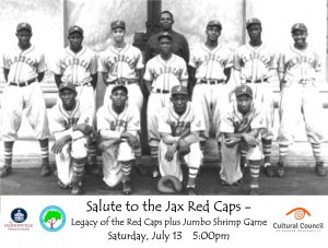 Salute to the Jax Red Caps @ Old St. Andrews Church